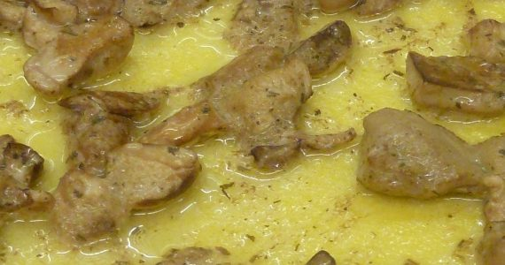 Polenta-fonduta-Asiago-fresco-tartufo