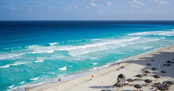 cancun-spiaggia