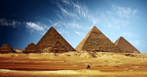 Piramidi - Necropoli di Giza