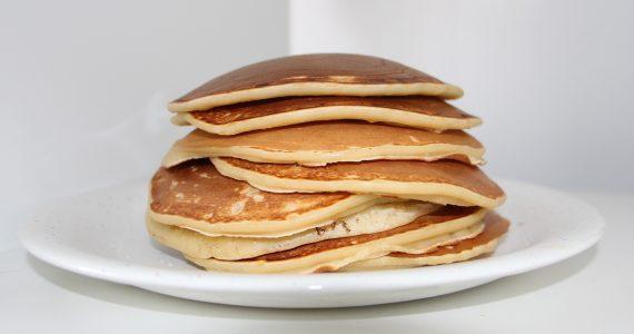 pancakes light