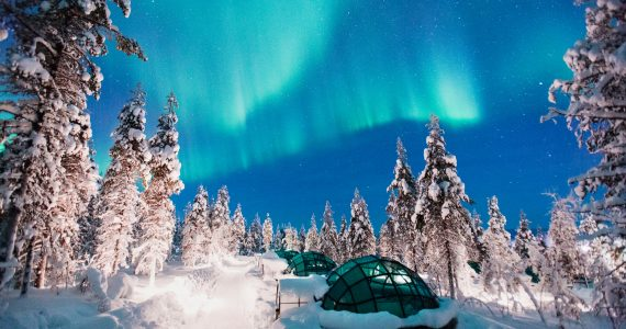 kakslauttanen-resort-finlandia