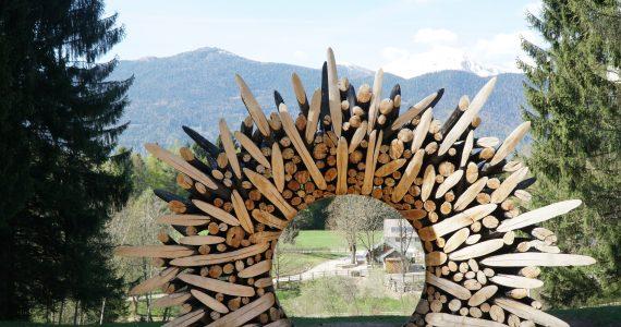 Arte Sella: un percorso in Trentino per incontrare arte e natura