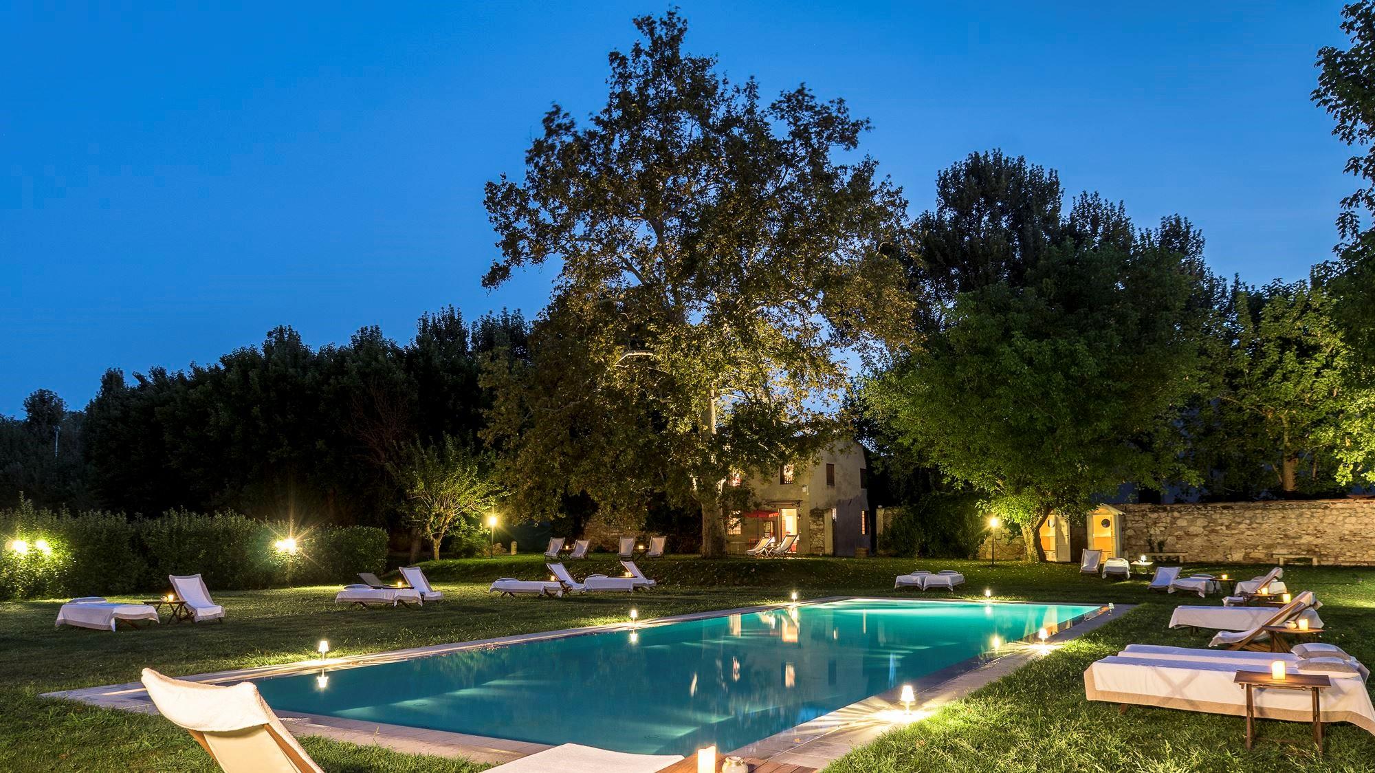 dormire in Villa Pisani a Lonigo Vicenza