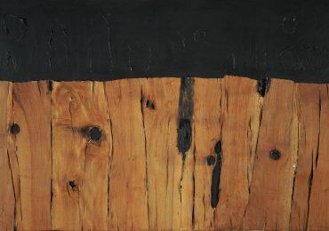 La mostra su Burri, il percorso della sua pittura