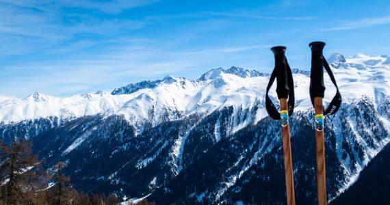 Aletsch Arena, sciare sul più grande ghiacciaio delle Alpi in Svizzera