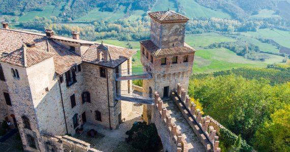Vigoleno castello e borgo