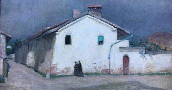 A Torino la mostra omaggio al pittore Giulio Boetto
