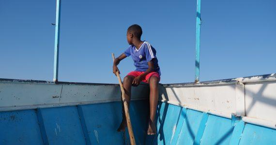 Etiopia lago Ziway