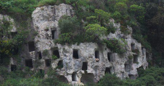 Pantalica Necropoli Sicilia