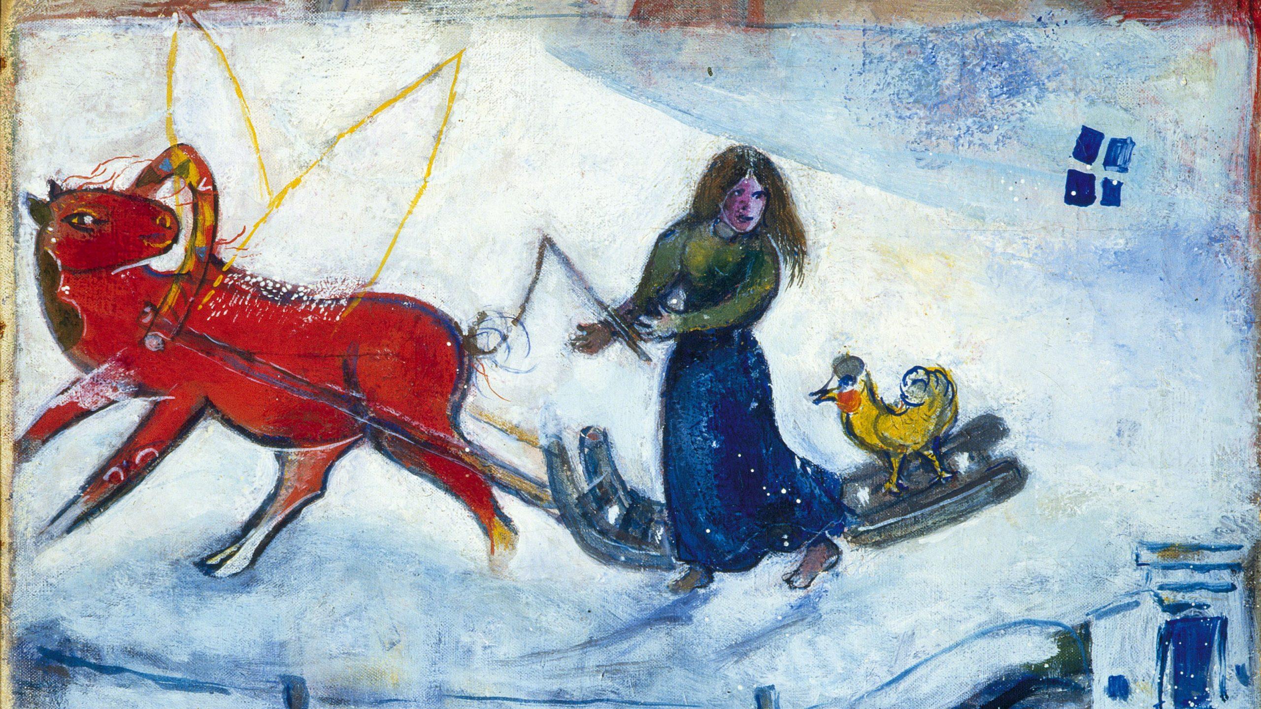 Marc Chagall mostra Rovigo