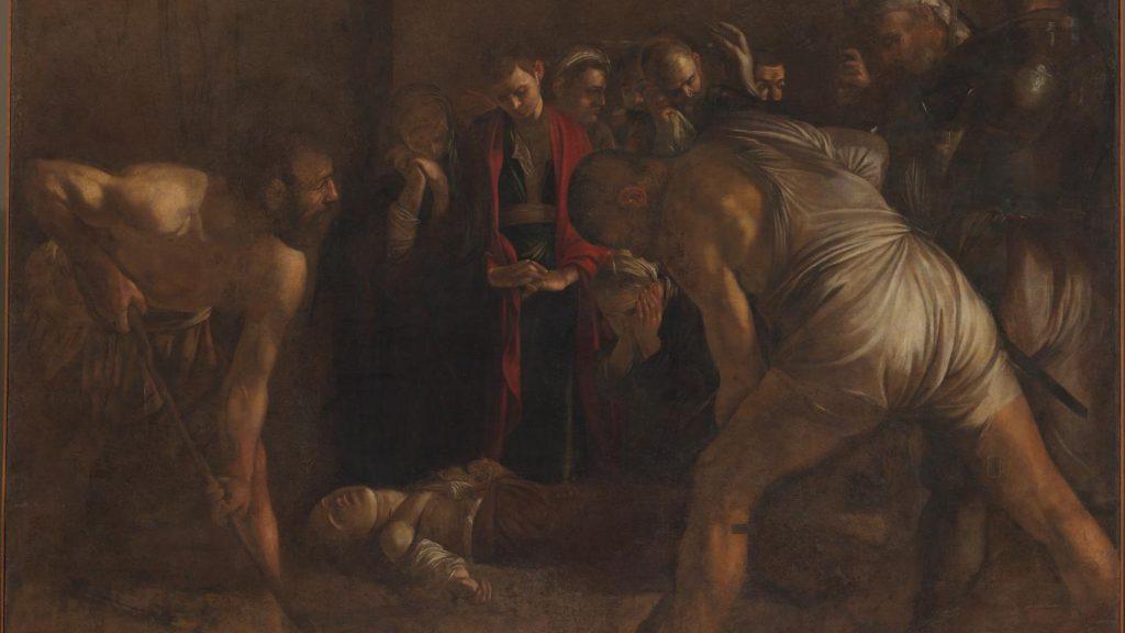 Mostra Caravaggio Rovereto