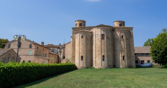 Basilica San Claudio al Chienti