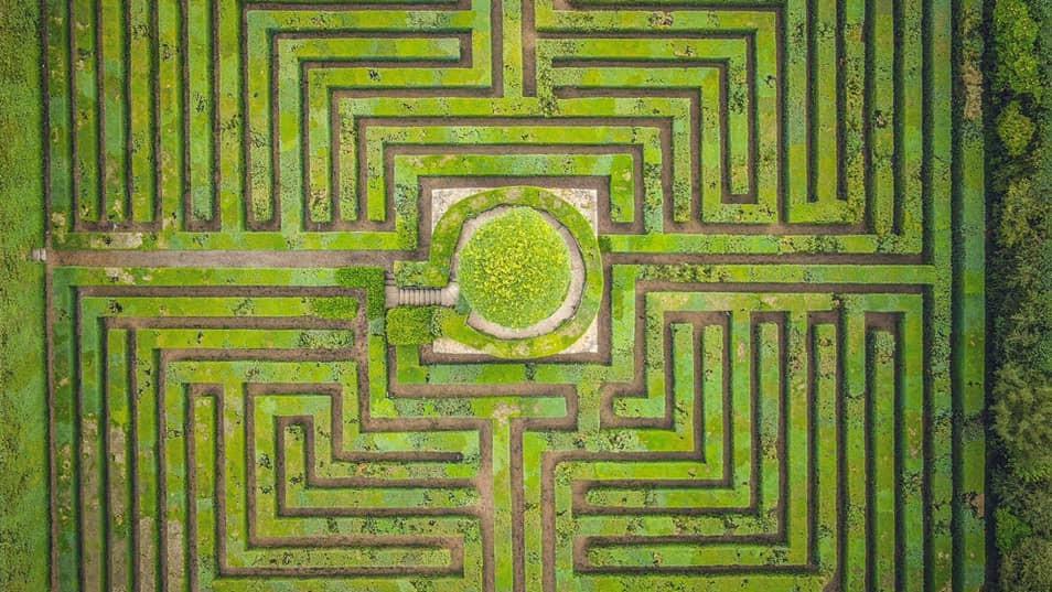 Labirinto del Giardino di Valsanzibio