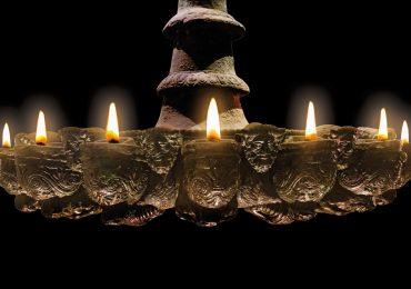 Cortona lampadario etrusco