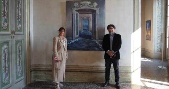 Riccardo Rossati villa Arconati